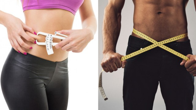 différence perte de poids et graisse