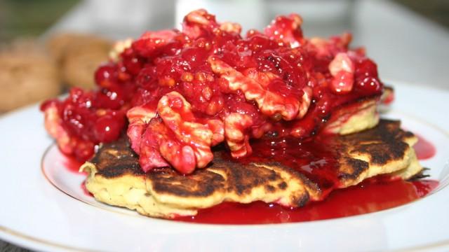 pancake sans gluten coco