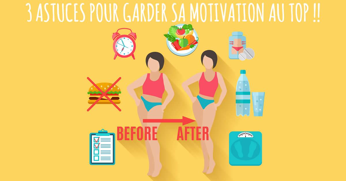 motivation et régime