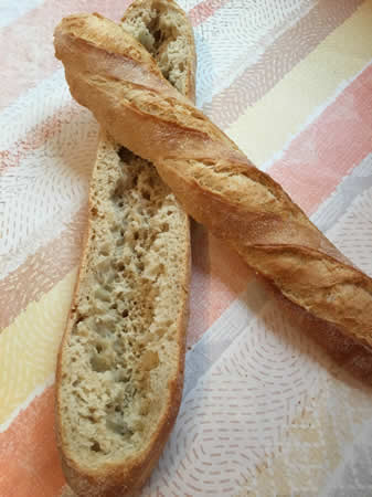 baguette fromage