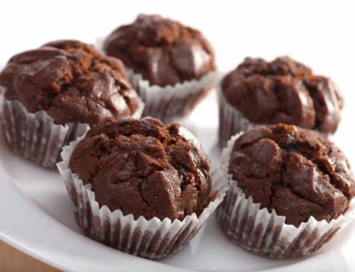 Recette de Muffins chocolat Métaboliques