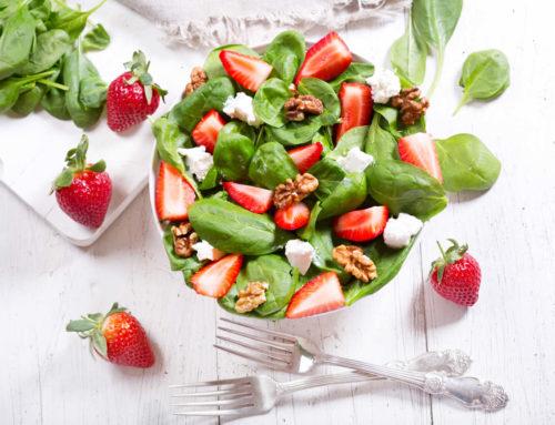 Des fraises et 2 salades oui mais Métabolique