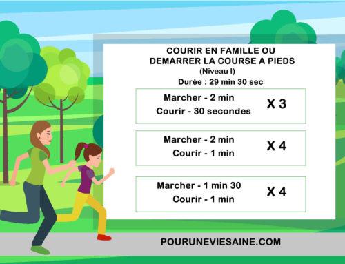 Débuter la course à pieds seul ou en famille
