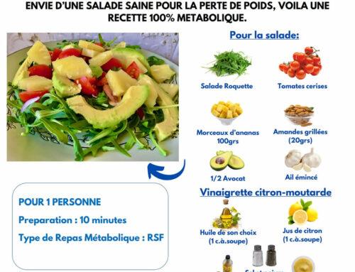 Salade Métabolique Minceur